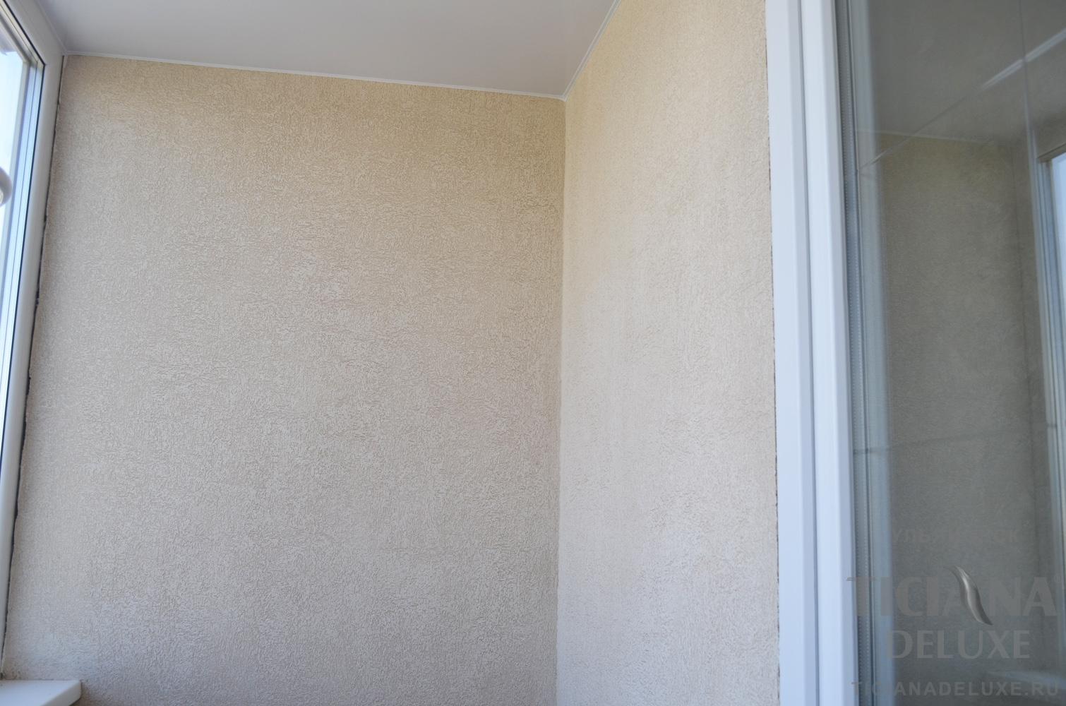 декоративная штукатурка короед фото стен балкона главных элементов оборудования